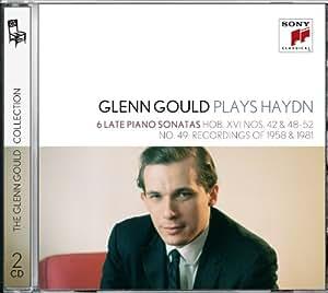 Glenn Gould plays Haydn : 6 late piano sonatas