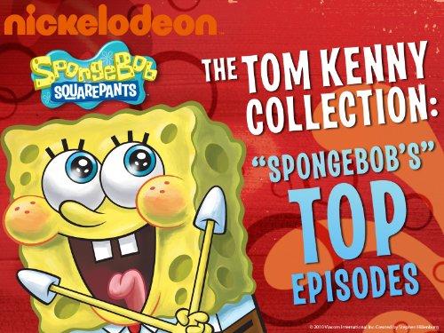 SpongeBob SquarePants: The Tom Kenny Collection