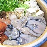 期間限定水揚げ広島県産大粒カキ1kg (正味重量850g) 大粒牡蠣冷凍 かき 業務用