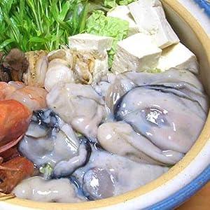 期間限定水揚げ広島県産大粒カキ1kg (正味重量800g) 大粒牡蠣冷凍 かき 業務用ノンドリップ製法
