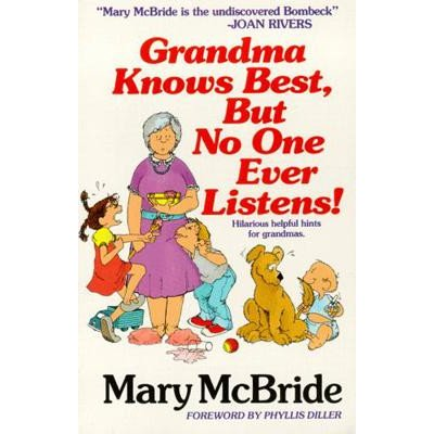 Grandma Knows Best Book - 1