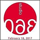 Studio 360 (English): Oscar Preview Radio/TV von Kurt Andersen Gesprochen von: Kurt Andersen