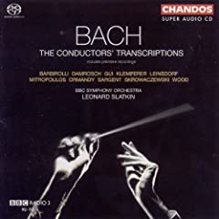 Bach: Conductors' Transcriptions (The)