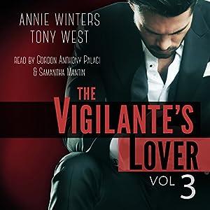 The Vigilante's Lover, Volume 3 Audiobook