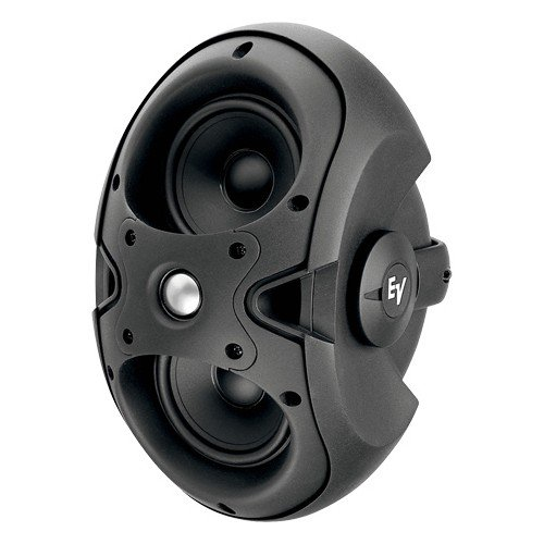 Electrovoice EVID 3.2t Mount Speaker Dual 3.5 In LF Drivers In Ti Direct Radiator Black 1 pr. (Bosch Home Theater System compare prices)