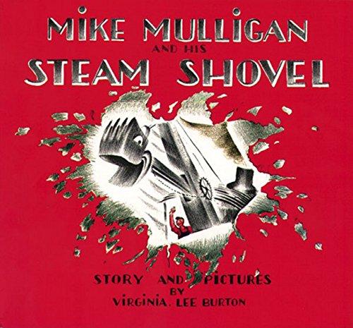 Mike Mulligan and His Steam Shovel (Sandpiper Books)