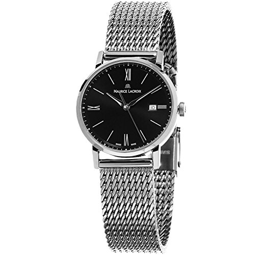 Maurice Lacroix Eliros Women's 30mm Synthetic Sapphire Watch EL1084-SS002-313-1