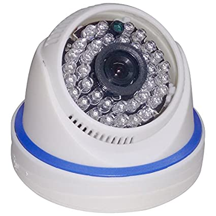 Hawks Eye D58-36-1-AHD IR Dome CCTV Camera