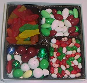 Scott 39 s cakes large 4 pack christmas mix for Swedish fish jelly beans