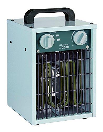 Einhell-Elektro-Heizer-EH-2000-2000-Watt-3-Heizstufen-Thermostat-Spritzwasserschutz-Tragegriff-robustes-Gehuse