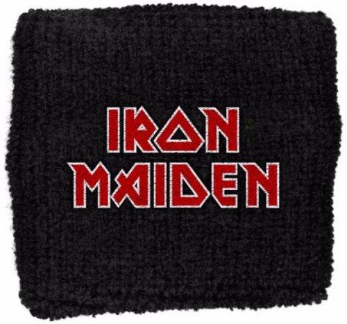 Iron Maiden sudore band - Red Logo