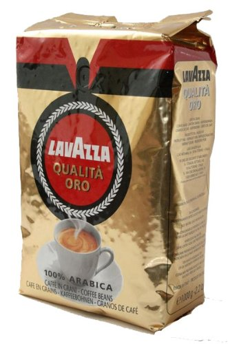 Lavazza Qualita Oro Coffee Beans 1kg