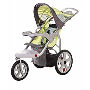 InStep Safari Swivel Jogging Stroller