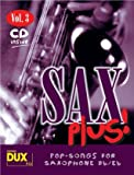echange, troc m. Audio-CD Sax plus - Sax Plus! 3