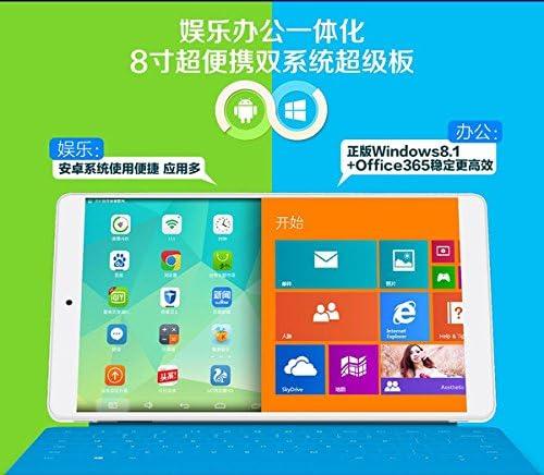 Teclast X80hデュアルブートモデル(windows/android)-32GB 8インチ RAM2G -並行輸入品