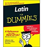 Latin For Dummies (076455431X) by Clifford A. Hull