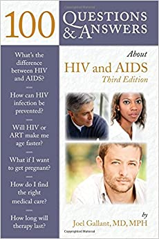 Image result for 100 questions and answers about aids third edition