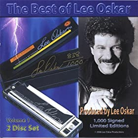 "Featured recording ""The Best of Lee Oskar"""