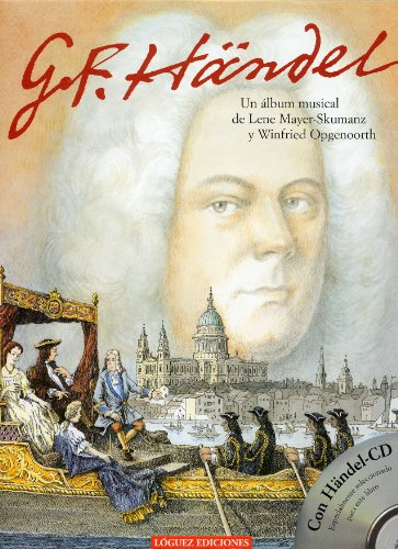G.F. Händel: Un álbum musical - Mayer-Skumanz - Libro