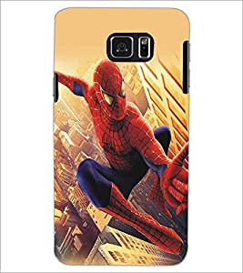 PRINTSWAG SUPERHERO Designer Back Cover Case for SAMSUNG GALAXY S6 EDGE PLUS