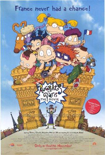 Rugrats In Paris: The Movie Poster Movie (27 X 40 Inches - 69Cm X 102Cm) (2000)