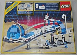 LEGO Space 6990 - Monorail