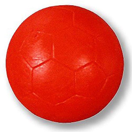Tischfussball Kicker Kickerbäll Ball für Kickertisch Anfänger Turnier Profi (Rot)