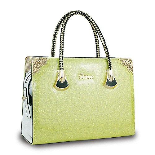koson-man-damen-sling-vintage-tote-taschen-top-griff-handtasche-gelb-gelb-kmukhb248