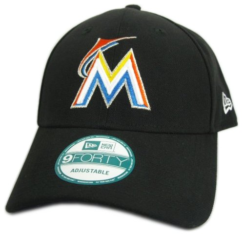 NEW ERA(ニューエラ) MLBレプリカキャップ(マイアミ・マーリンズ) The League 9FORTY MLB Cap