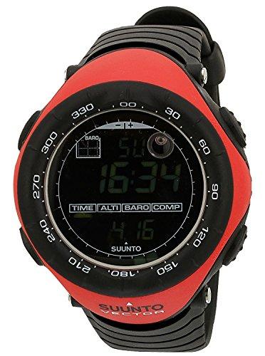 Suunto Altimètre numérique cadran rouge-Montre Mixte-ss011516400