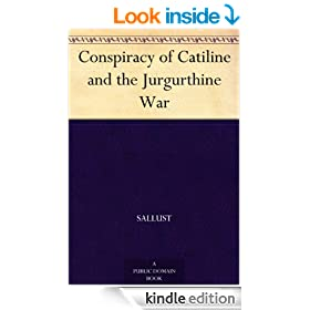 Conspiracy of Catiline and the Jurgurthine War