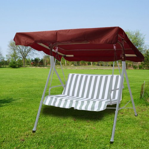 Outdoor Swing Canopy Porch Top Cover Seat