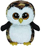 Ty Beanie Boos - Owliver the Owl