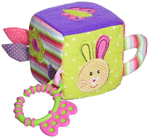 Bigjigs Baby Bella Activity Cube