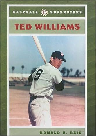 Ted Williams (Baseball Superstars (Hardcover))