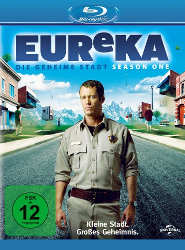 EUReKA - Season 1 [Blu-ray]