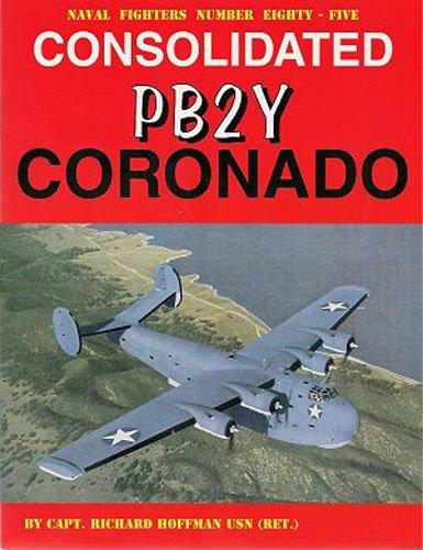 Consolidated PB2Y Coronado Naval Fighters 85094296148X
