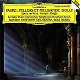 echange, troc Seiji Ozawa, Lorraine Hunt, Jules Eskin, Boston Symphony Orchestra, Tanglewood Festival Chorus - Pelléas et Mélisande, Dolly