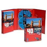 echange, troc Collectif - 40 Leçons pour parler anglais (2CD audio)