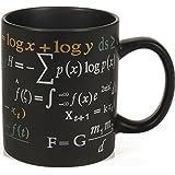 Math Mug - 12 oz. Coffee Mug by Decodyne