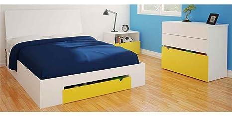 Modern Storage Bedroom Set