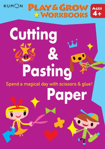 Play and Grow: Cutting and Pasting Paper (Play & Grow Workbook)