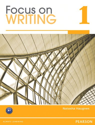 Focus on Writing 1 with Proofwriter (TM)