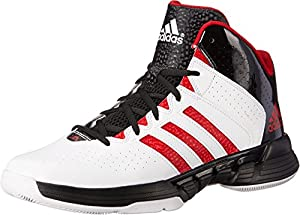 Adidas Men's Cross 'Em 3 Basketball Shoes