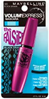 Maybelline New York The Falsies Volum' Express Waterproof Mascara, Black Drama 385, 0.28 Fluid…