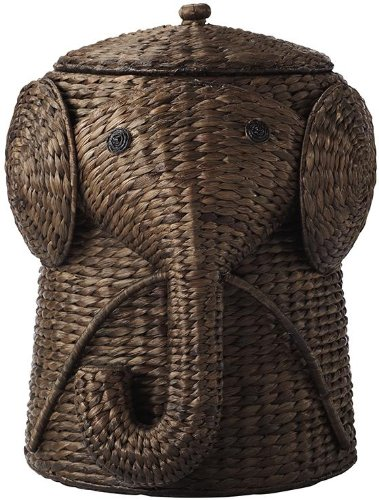 "Great Deal! Animal Hamper, 27.5""Hx20.5""Wx23""D, BROWN"