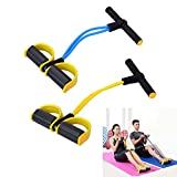 Pedal Tubing Pulling Rope Force The Leg Tubing Valves Sports Fitness Equipment