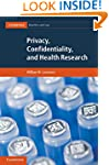 Privacy, Confidentiality, and Health...