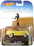 Hot Wheels Ford Super De Luxe 1948 The Karate Kid 1:64