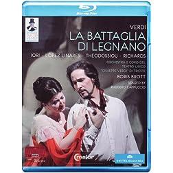 Verdi: La Battaglia Di Legnano [Blu-ray]
